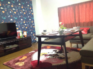 ASD 3 Bedroom Apartment in Tennoji A002