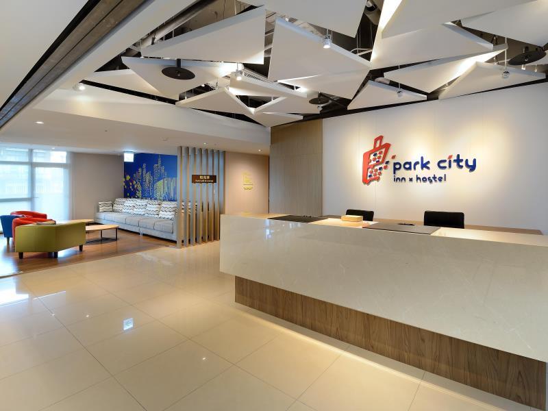 Park City Inn & Hostel   Yonghe Taipei