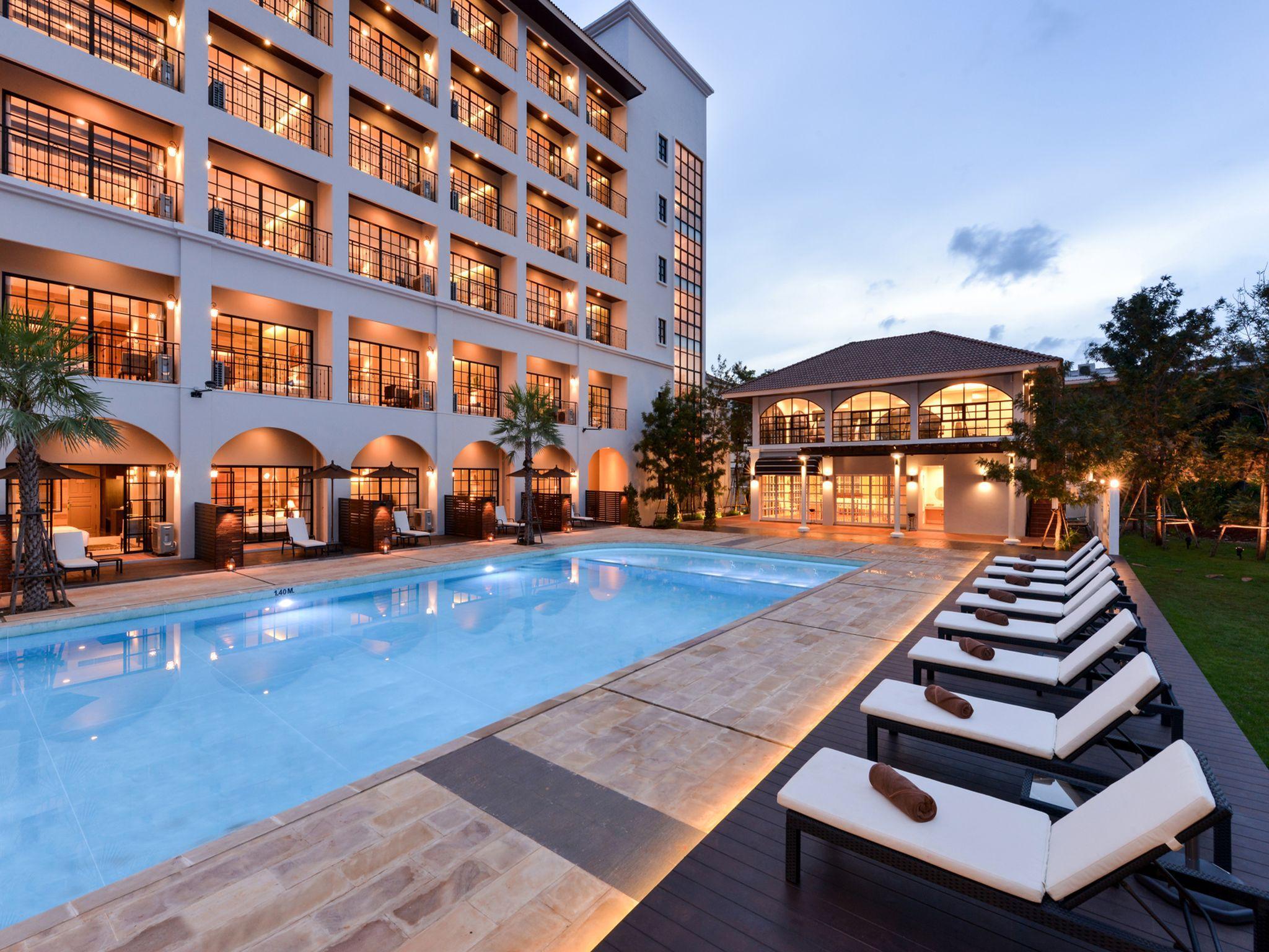 โรงแรมเลอ มอนเต เขาใหญ่