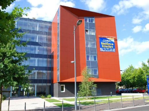 Appart hotel Odalys Lyon Bioparc