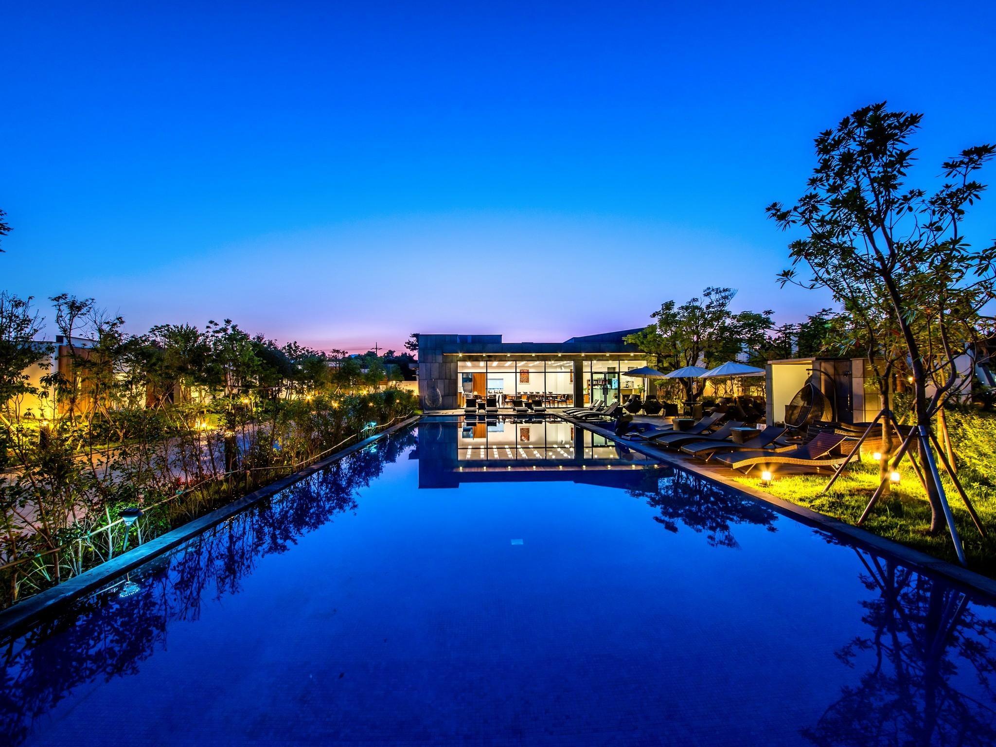 The Shimpang Spa And Poolvilla