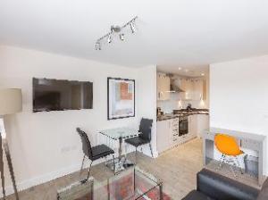 HOF Apartments Central Gate - Newbury