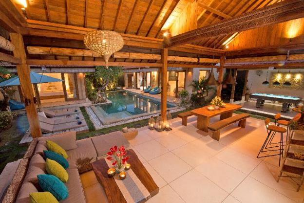 The Tamantis villas