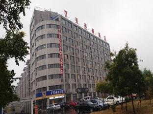 Фото отеля 7 Days Inn Zibo Dongsi Road Shengshi Xincheng Branch