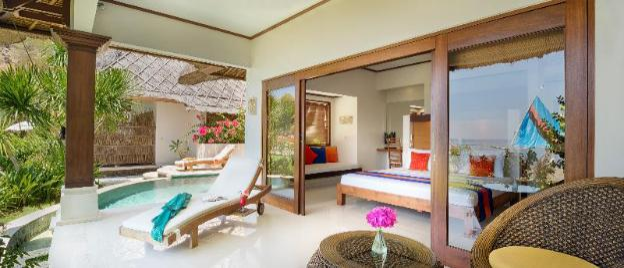 Palm Garden Amed Beach & Spa Resort Bali