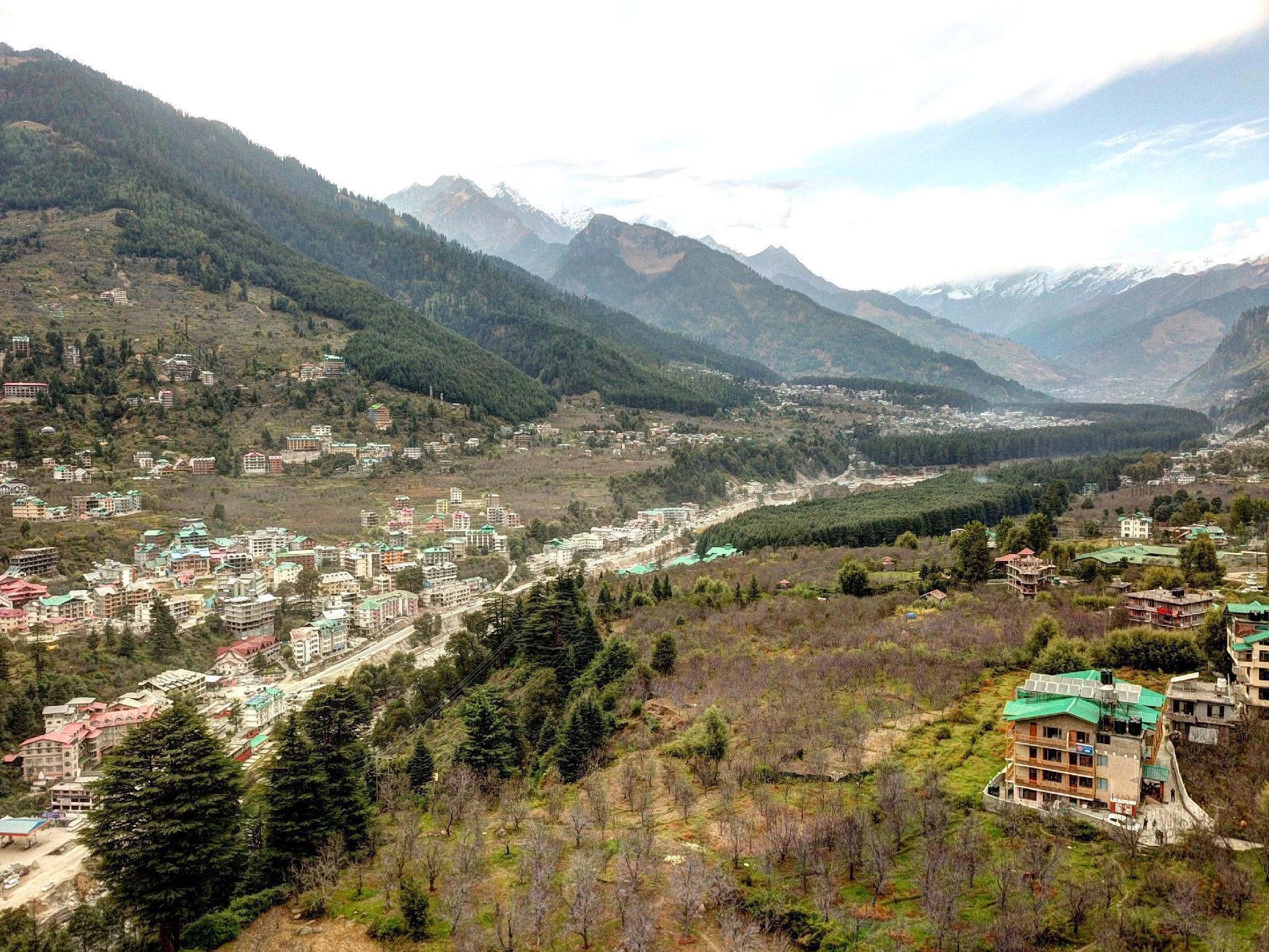 Hotel Mountain Face