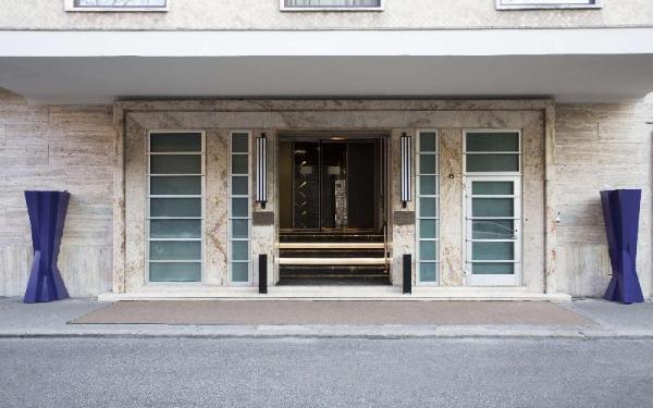 The Tribune Hotel Rome
