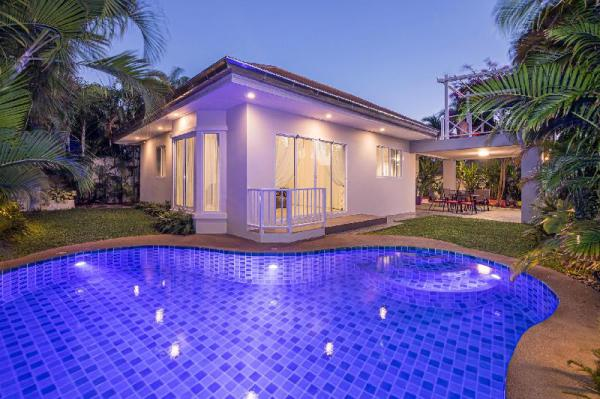 Leelawadee pool villa BQQ&Pool party Pattaya
