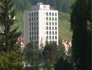 Rural accommodation at  Ramada Brasov Hotel