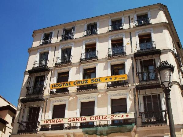 Hostal Cruz Sol Madrid
