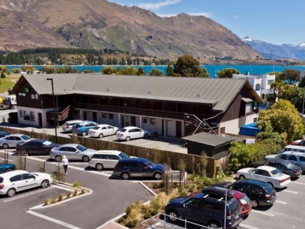 Aspiring Lodge Motel Wanaka