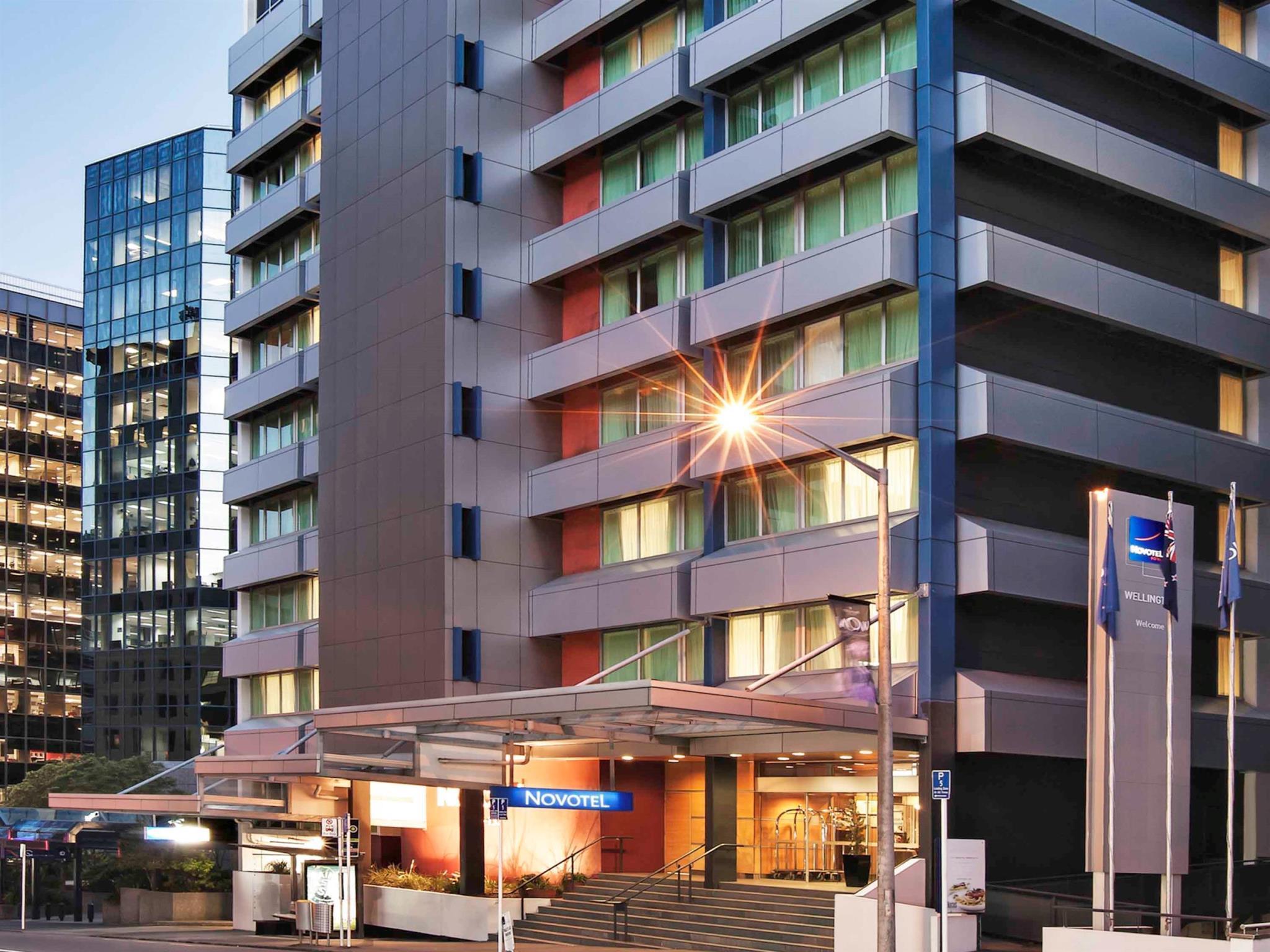 Novotel Wellington Hotel