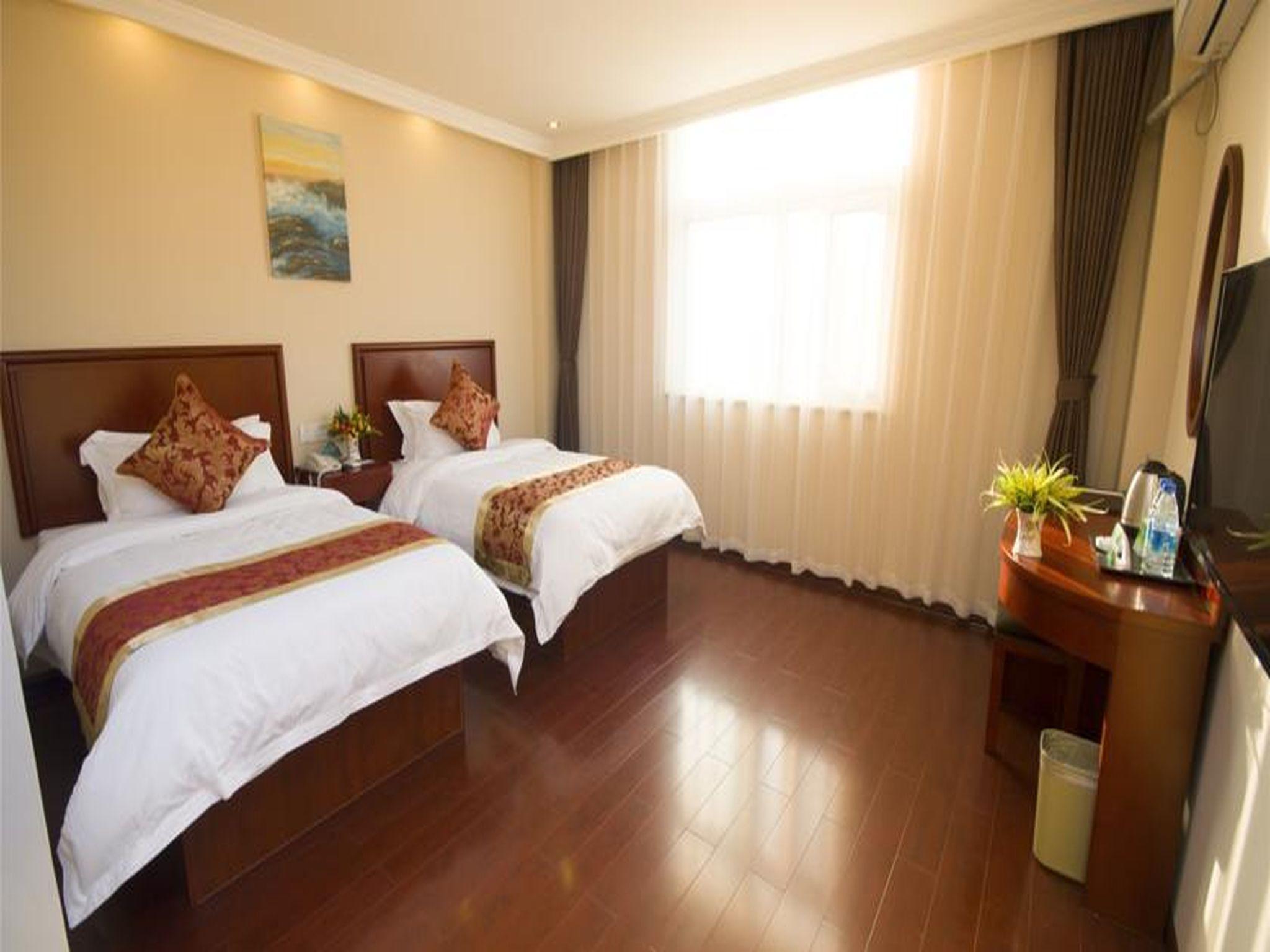 GreenTree Inn Jiangsu Nanjing Olympic Sports Center Express Hotel