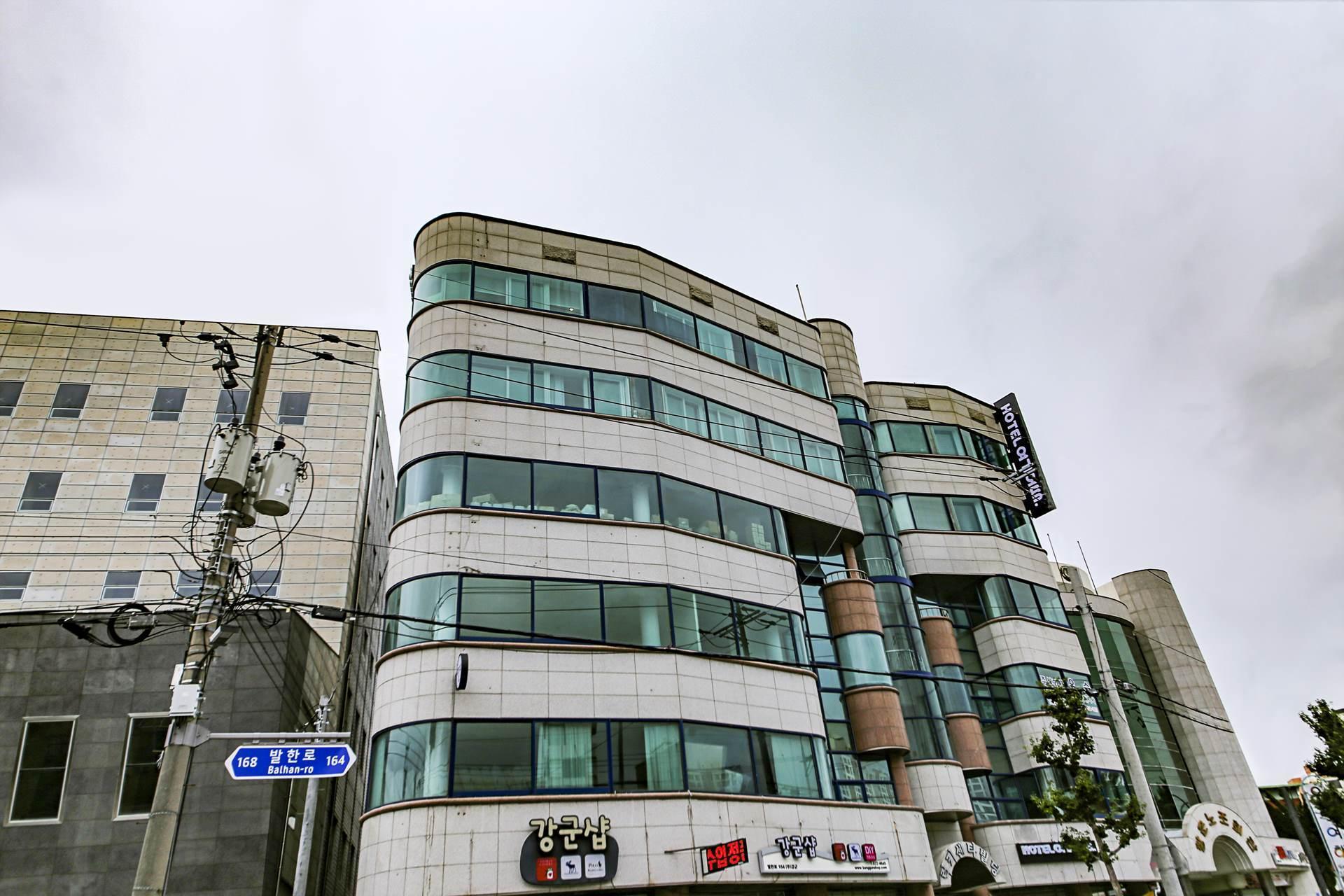 Hotel Yeogiuhtte Donghae Mukho