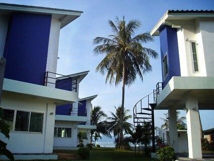 Pool ocean View Villa