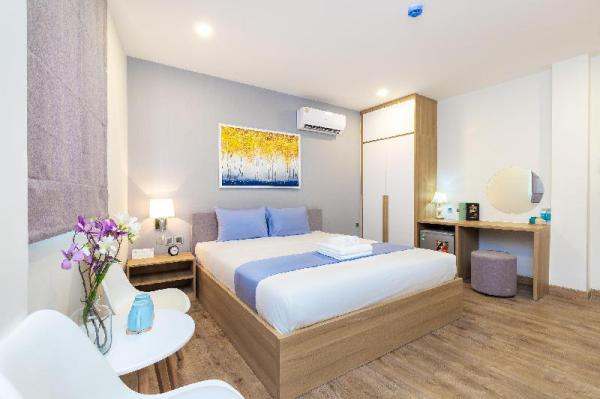 Cozrum Lux Hotel Ho Chi Minh City
