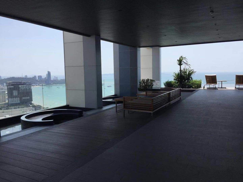 Centric Sea  3 Mins to Pattaya Beach  (City View) อพาร์ตเมนต์ 1 ห้องนอน 1 ห้องน้ำส่วนตัว ขนาด 30 ตร.ม. – พัทยากลาง