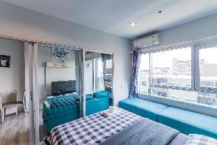 [パタヤ中心地]アパートメント(30m2)  1ベッドルーム/1バスルーム (Sea view) Pattaya Central Sea Apartment