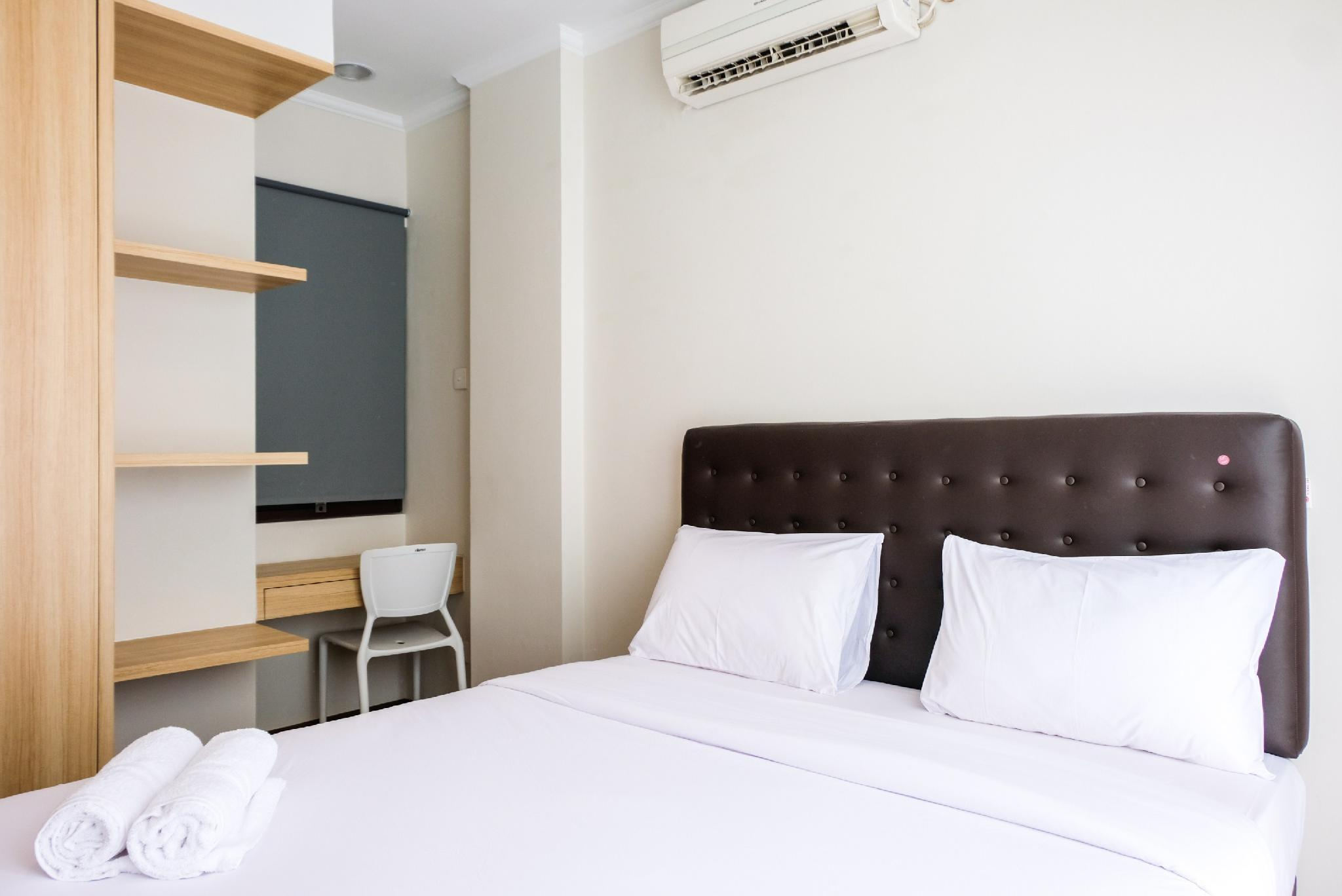 Best Price 1BR Apartment At Asatti By Travelio