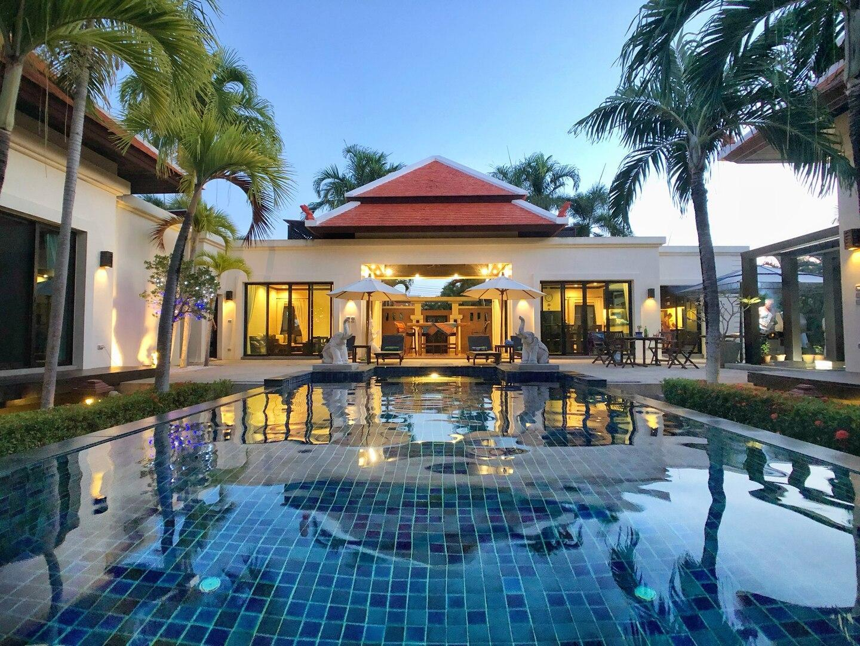Five Bedroom Villa 1.5 Km To Nai Harn Beach