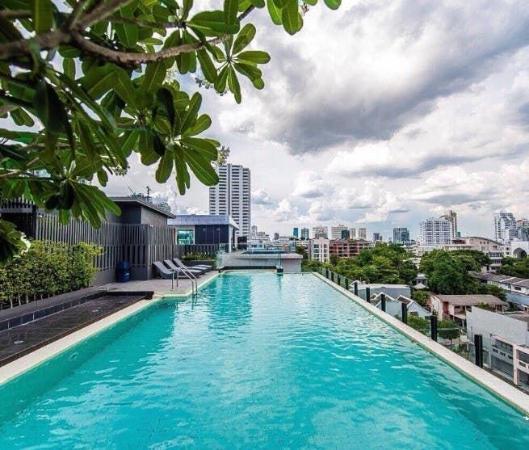 Modern 2 bedrooms, BTS Ekkamai, Thonglor Bangkok