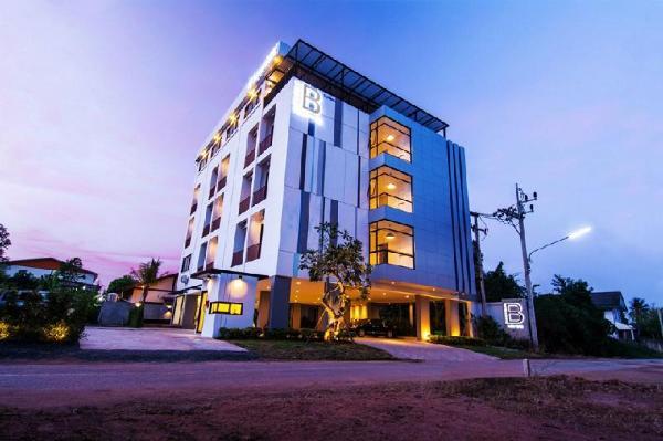 B boutique residence Surat Thani