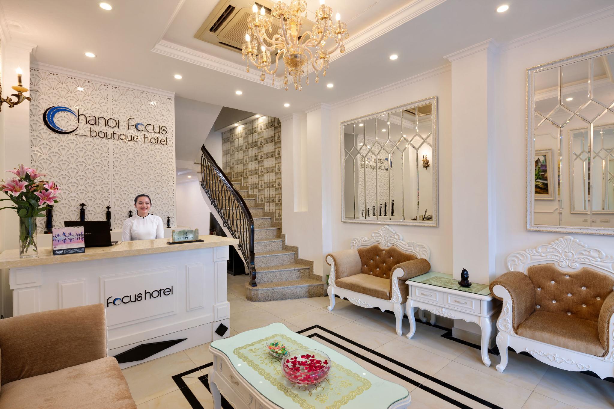 Hanoi Focus Boutique Hotel