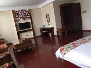 GreenTree Inn Gansu Pingliang Jingning Bus Station Business Hotel