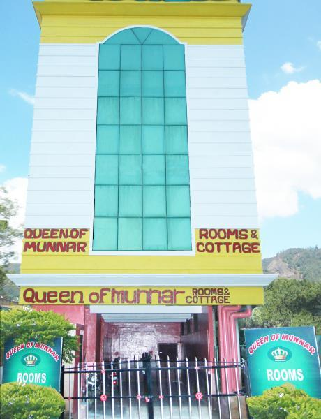 Queen Of Munnar Hotel