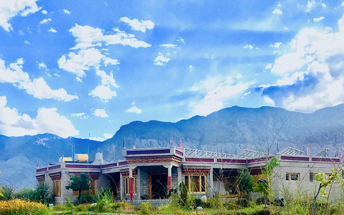 Lchangnang Retreat  Nubra Valley