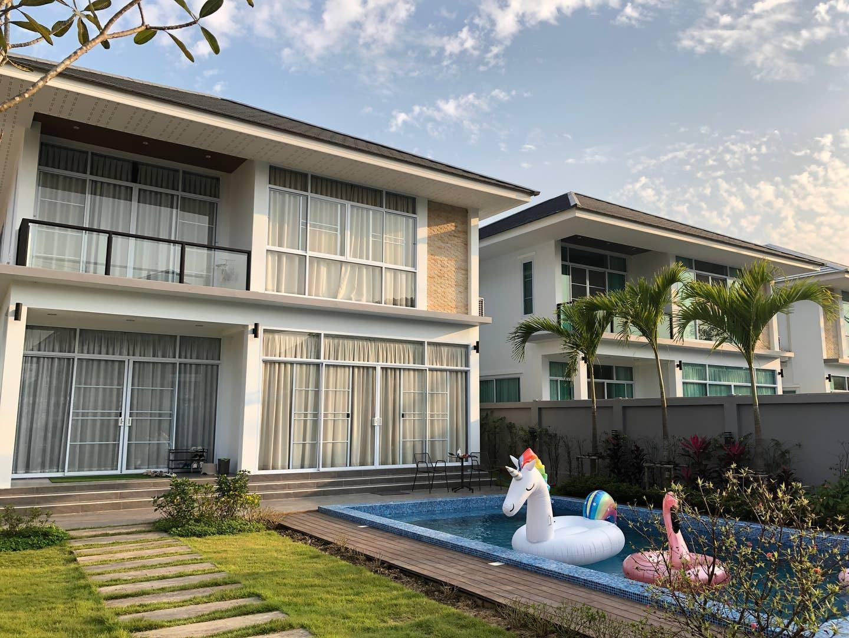 Madami9  Urban Area Chiang Mai Pool Villa