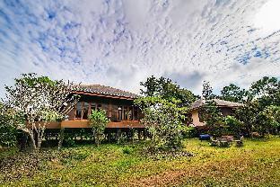 [ターリー]一軒家(80m2)| 1ベッドルーム/1バスルーム Mountain view house, near Phu Ruea National Park