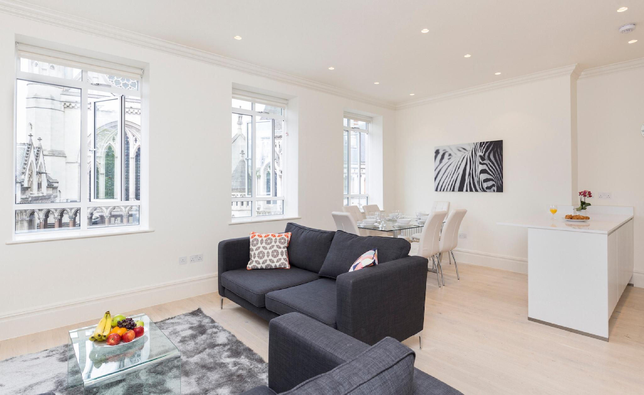 SUPER CITY VIEWS- 3BR IN THE HEART OF LONDON