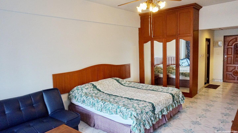 513 Condo Teak Furnish South Pattaya's Best Locatn