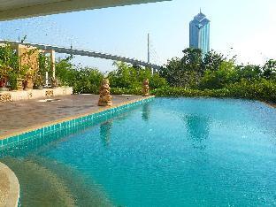 [サトーン]アパートメント(130m2)| 3ベッドルーム/3バスルーム Nice 3BR Apt, River Front view, near Asiatique