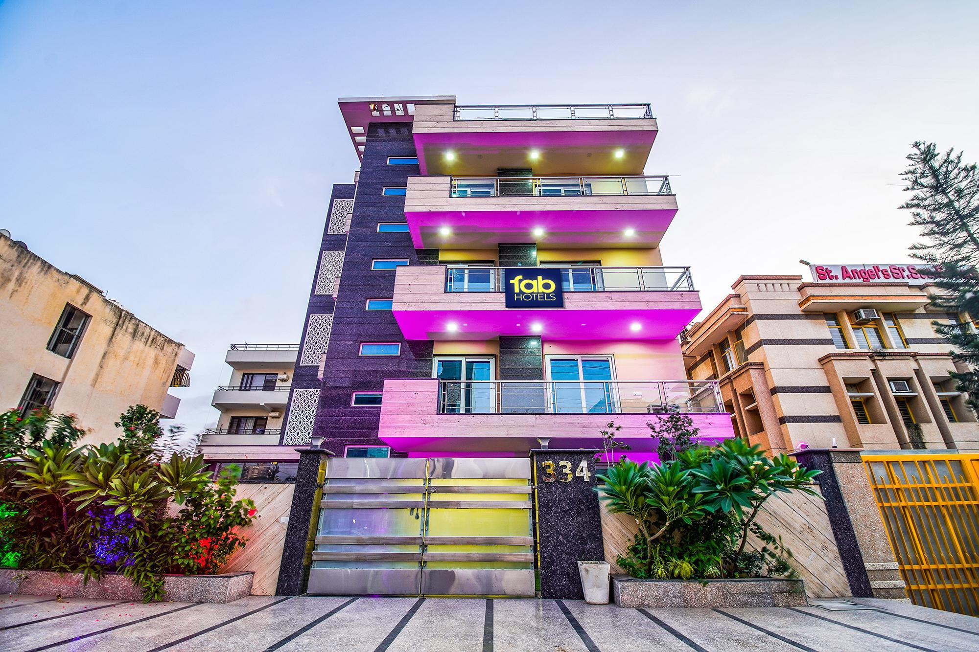FabHotel Vikrant Residency