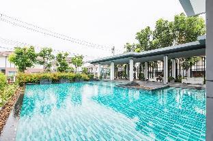 [パクロック]一軒家(150m2)| 3ベッドルーム/2バスルーム 3BR Villa W/High Speed WIFI, Gym, Pool, Garden 120