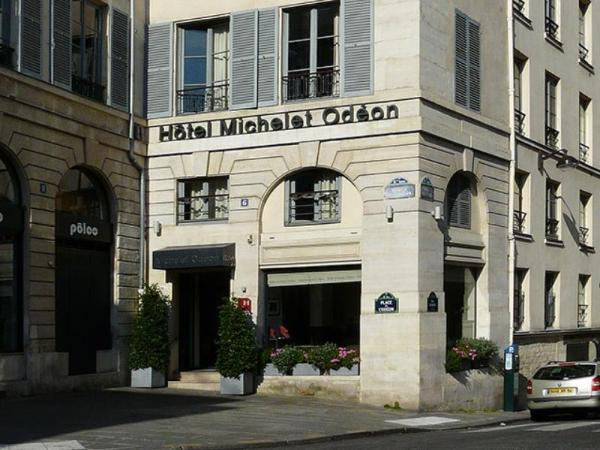 HOTEL MICHELET ODEON Paris