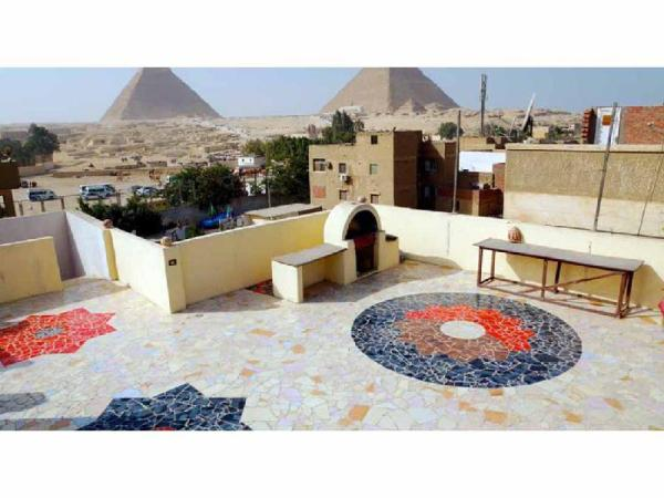 The Pyramids Loft Giza