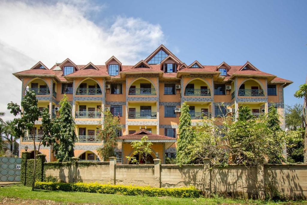 Park View Safari Hotel And Apartments
