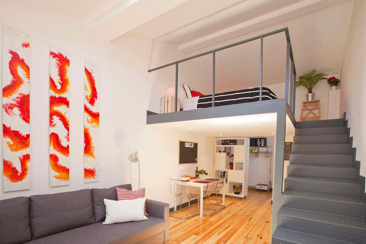 Bright & Cosy Studio In Belm For 4p