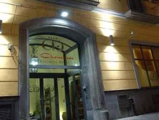Le Cheminee Business Hotel Napoli