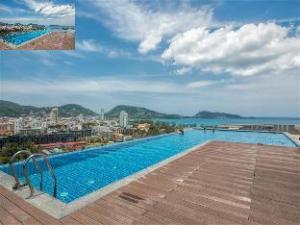 Elegant seaview 1 bedroom apartment @Patong