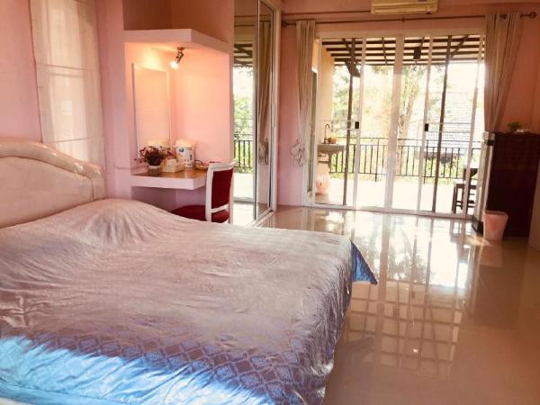 baan phetsukprom Zone- Garden room3 Khao Yai