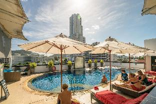 Absolute Bangla, best location, rooftop pool  L-06 อพาร์ตเมนต์ 1 ห้องนอน 1 ห้องน้ำส่วนตัว ขนาด 33 ตร.ม. – ป่าตอง