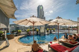 Absolute Bangla Suites, jacuzzi, rooftop pool L-04 อพาร์ตเมนต์ 1 ห้องนอน 1 ห้องน้ำส่วนตัว ขนาด 33 ตร.ม. – ป่าตอง