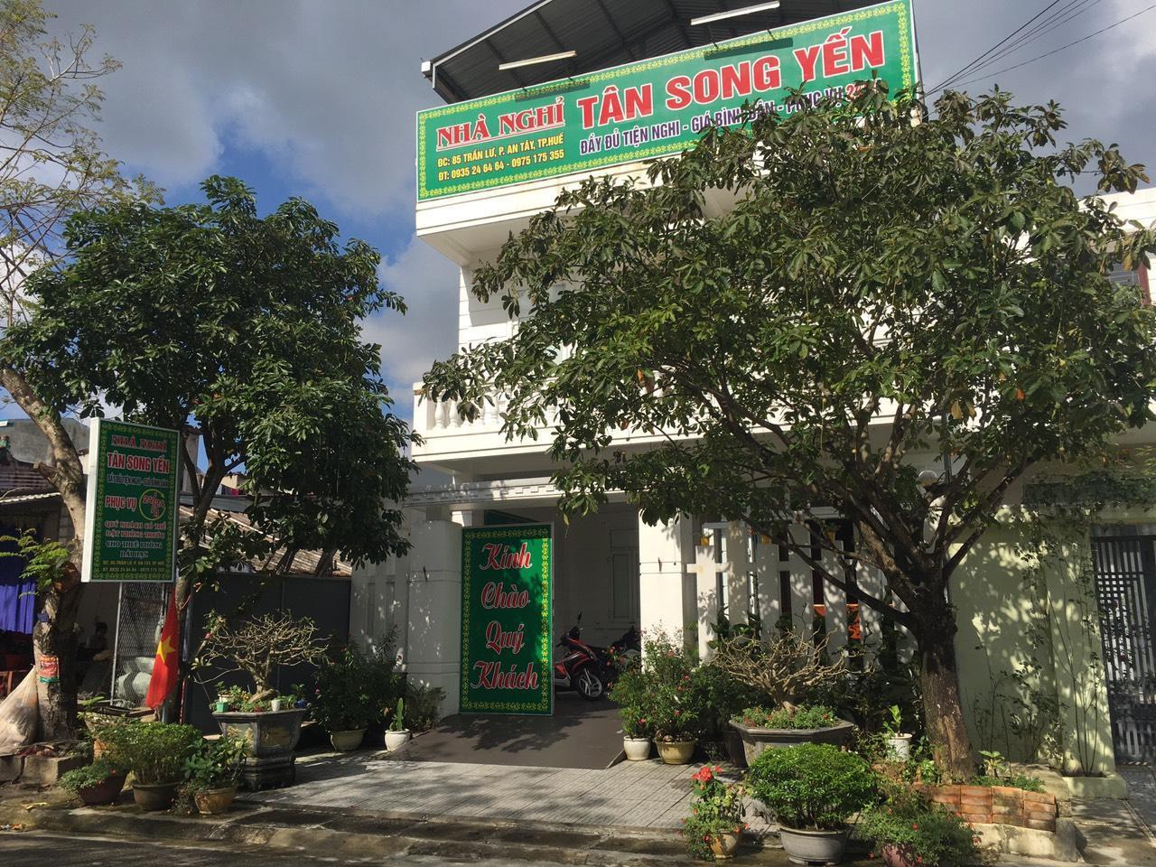 SPOT ON 922 Tan Song Yen Motel