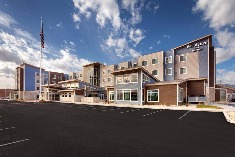 Residence Inn By Marriott Sacramento Davis