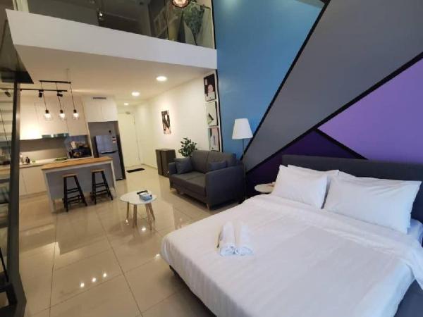 [CO] Eko Cheras Duplex 2Q Beds by Sleepy Bear Kuala Lumpur