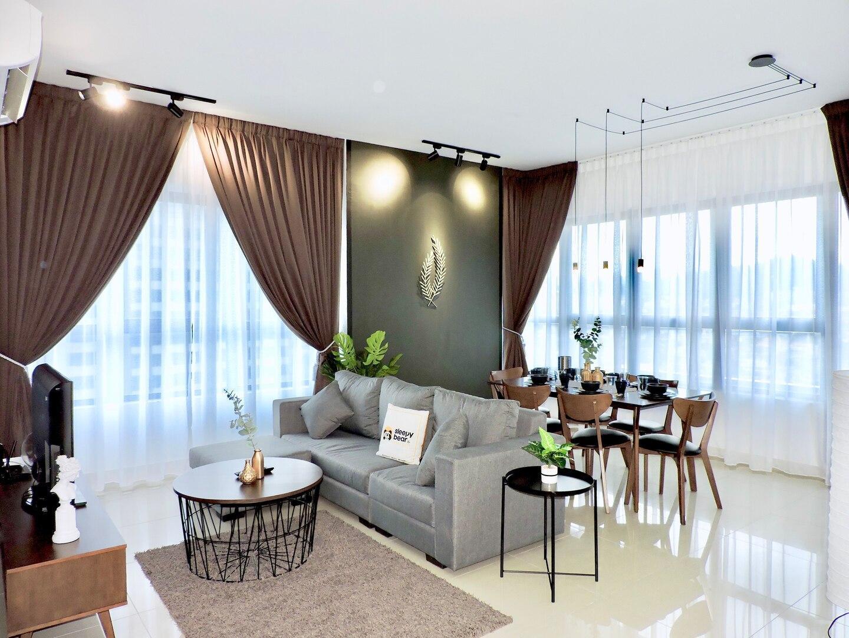 PK  2 Bedroom Arte Plus Great For Family Of 4